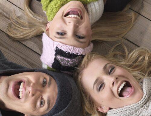 Kaj naredi privlačen nasmeh?
